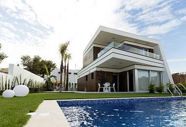All inclusive show house in residence Augusta Villas